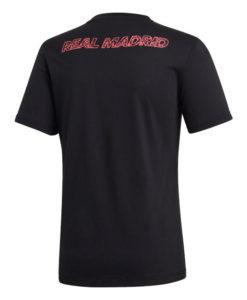 adidas レアルマドリード 2020/21 グラフィック Tシャツ Black