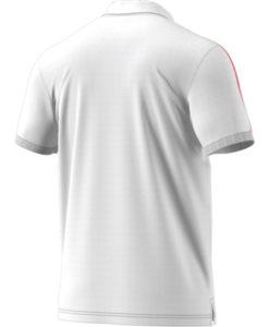 adidas バイエルン ミュンヘン 2020/21 3ストライプ ポロシャツ White