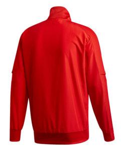 adidas バイエルン ミュンヘン 2020/21 トレーニング プレゼンテーション ジャケット Red