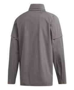 adidas レアルマドリード 2020/21 オールウェザー ジャケット Grey